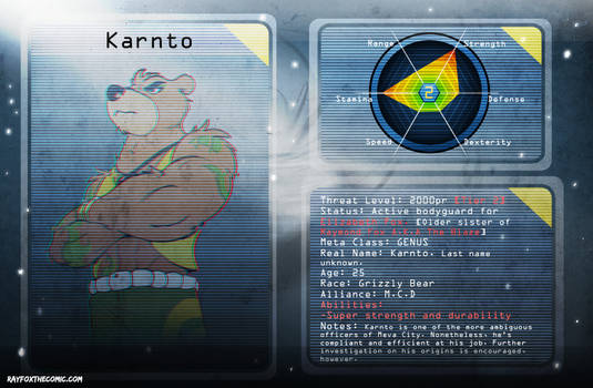 Meta Database Profile Karnto