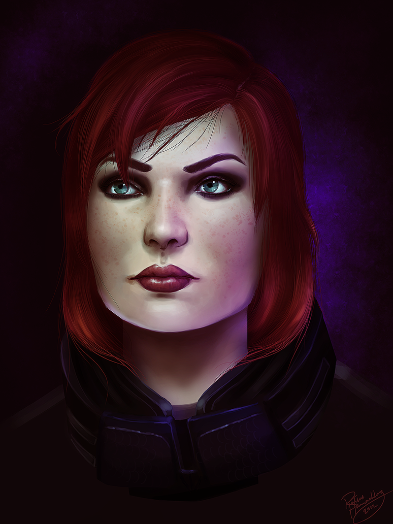 mass_effect__commander_shepard_by_ruthie