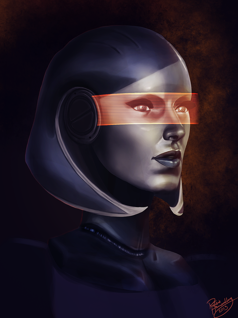 Mass Effect: EDI by ruthieee