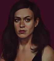 Sons of Anarchy: Tara Knowles by ruthiebutt