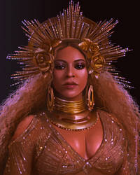Beyonce by ruthiebutt