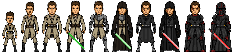 Darth Metus (Star Wars OC) by KieranCampbell