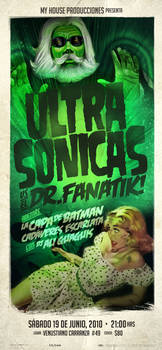 Ultrasonicas vs Dr. Fanatik
