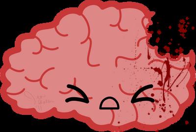 Bitten Brain