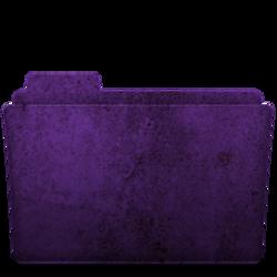 Folder-icon Purple by Tristan-Daniel