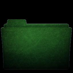 Folder-icon Scratched Green by TylerGemini on deviantART