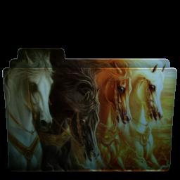 Folder Horse 2 By Tristan Daniel On Deviantart