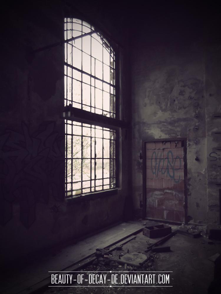 Weaving mill X by Beauty-of-Decay-de