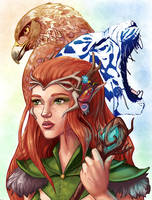 Keyleth by delicious-tea