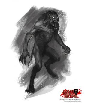 Death Reserve Werewolf
