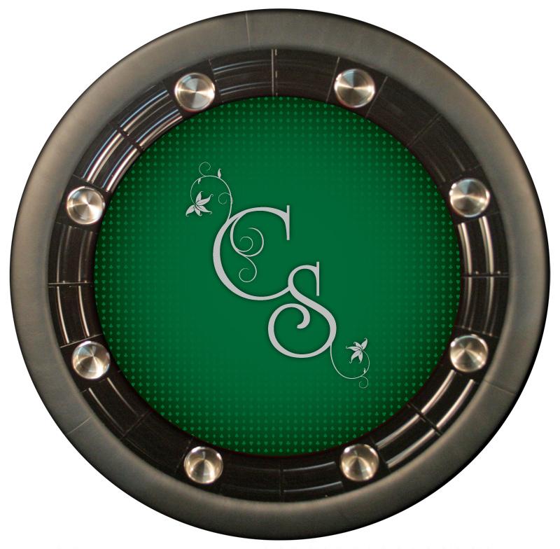 Cs custom poker table by bbopokertables on deviantart for Poker table 6 ou 9