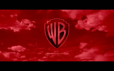 2021-present Warner Bros. Pictures Logo in Red