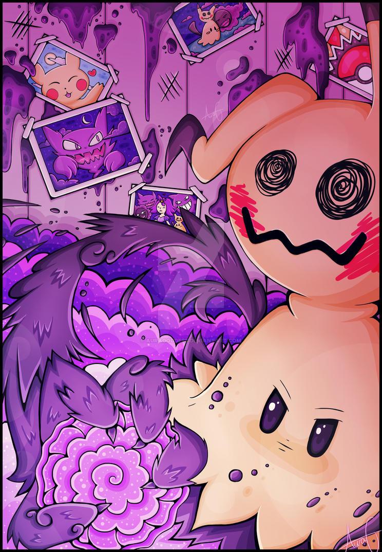 Totem Mimikyu S Room