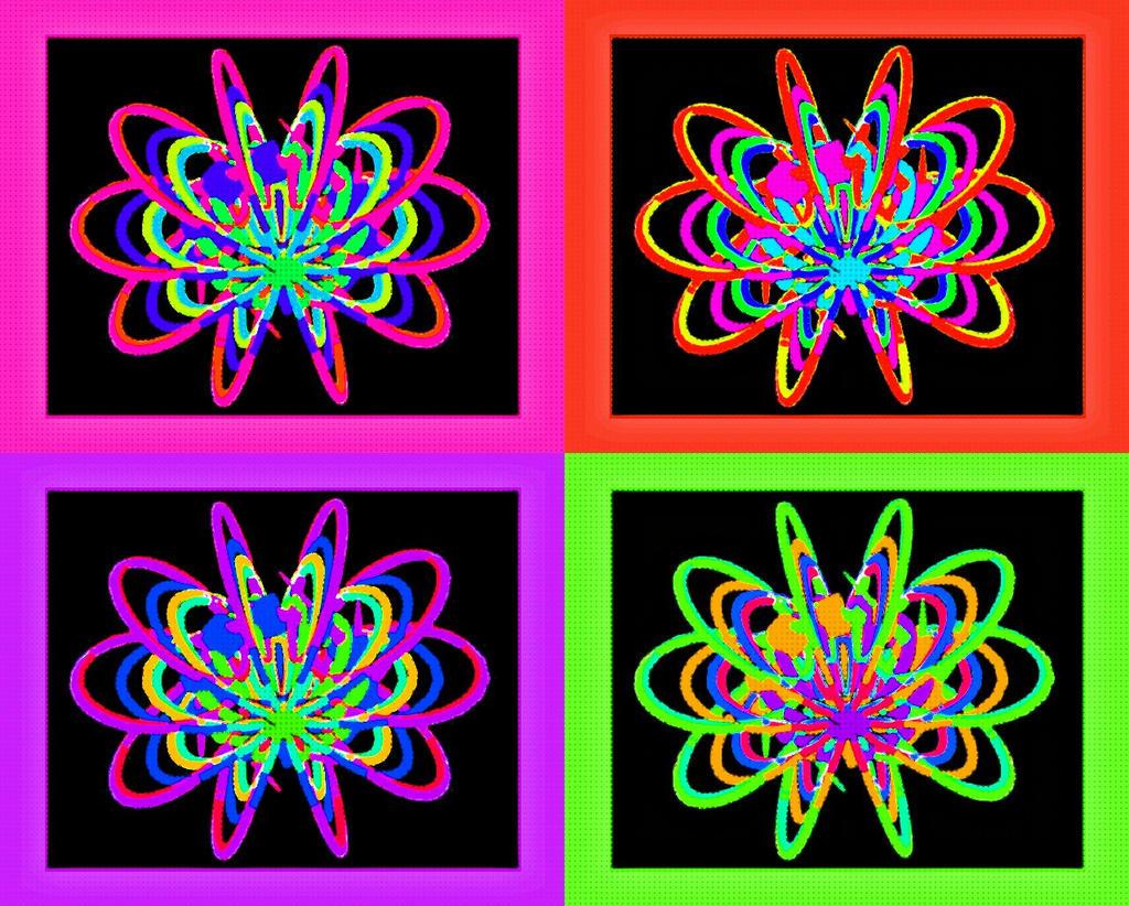 Circles by lindavanderberg