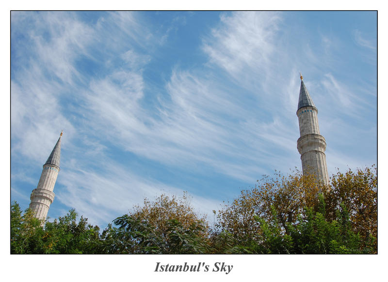 Istanbul's Sky