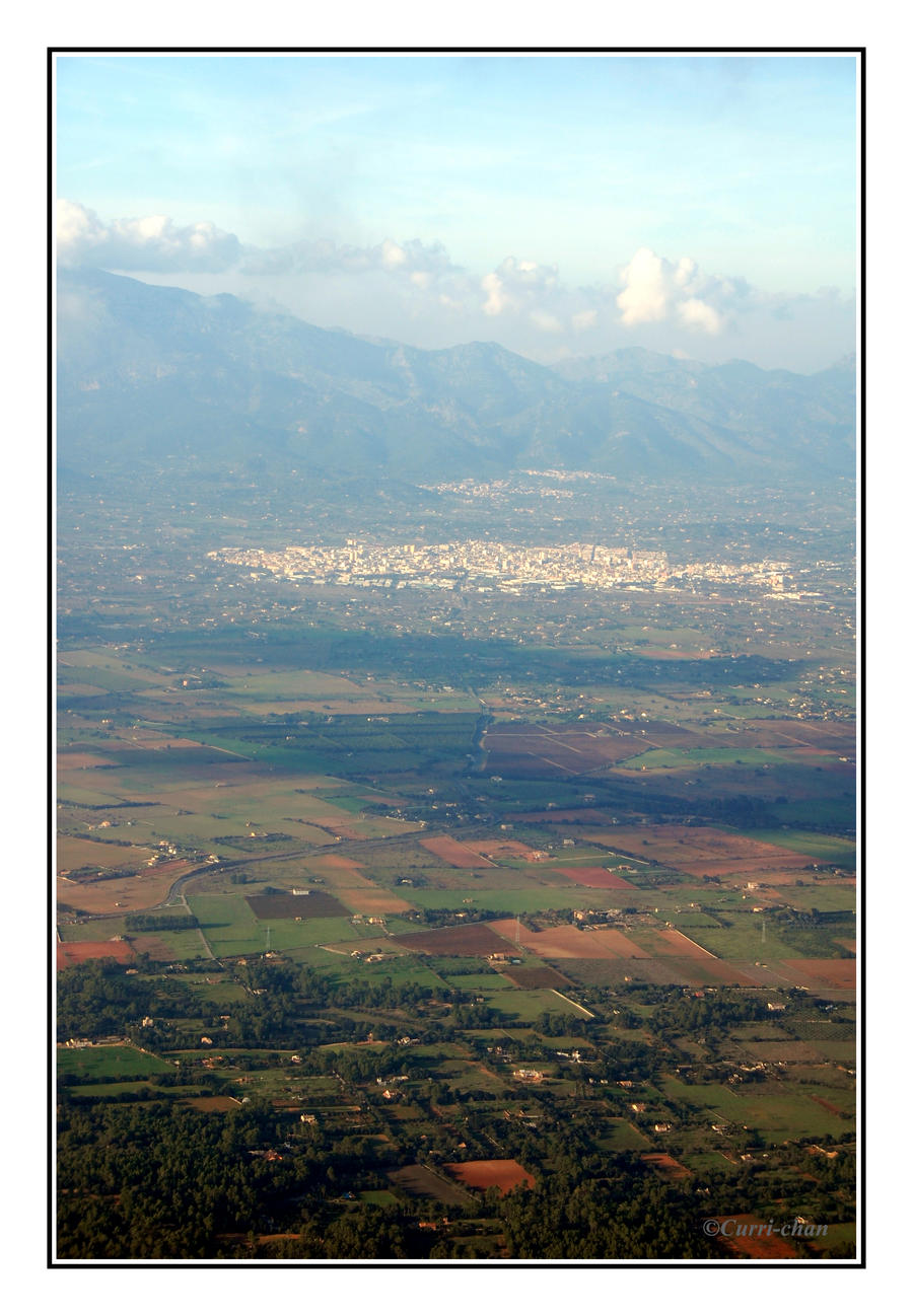 El pla de Mallorca by Curri-chan