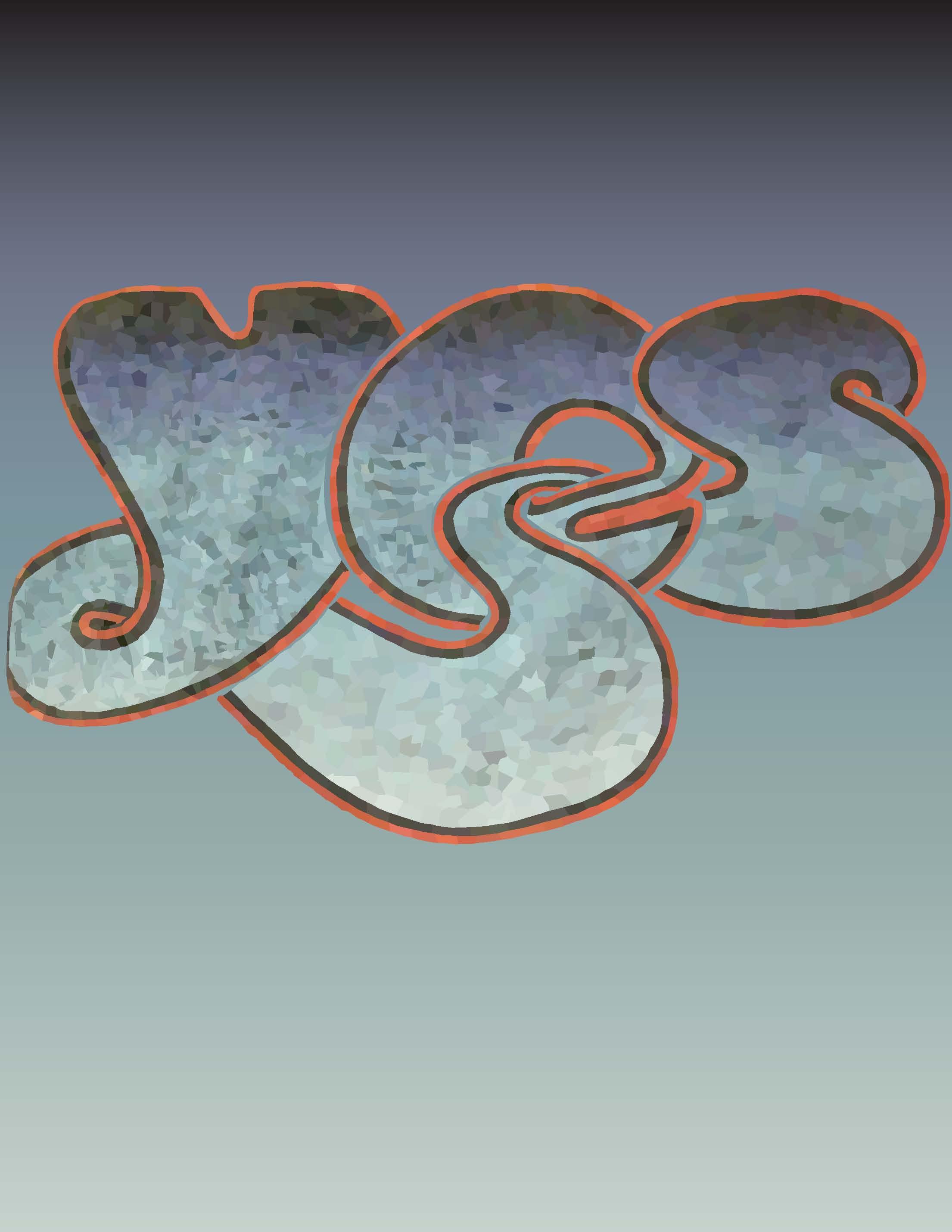 Yes Band Logo by DoomsayerVortex on DeviantArt