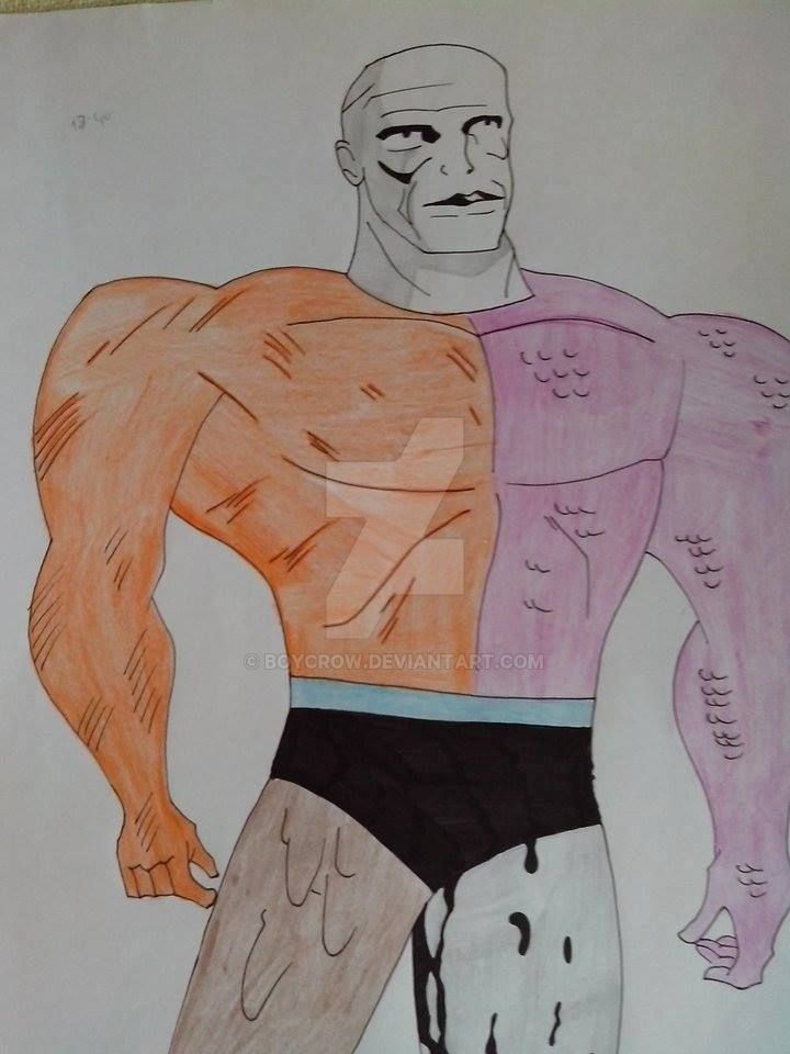 Metamorpho by BoyCrow