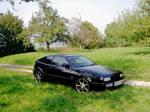 Corina | a VW Corrado in full styled Chrome Wheels by sk8art