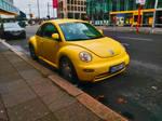 Beetle in Berlin Mainstreet by sk8art