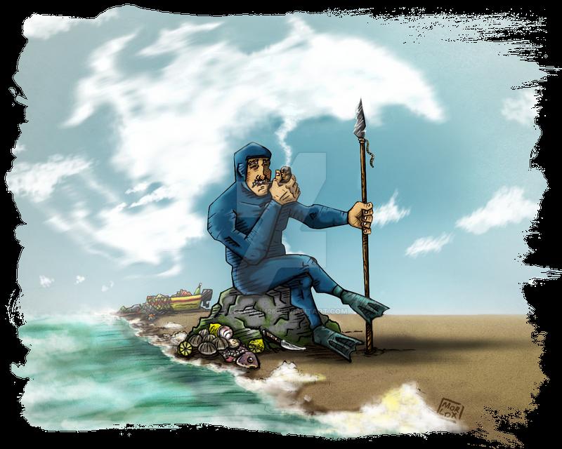 El Pescador by Alecobain26