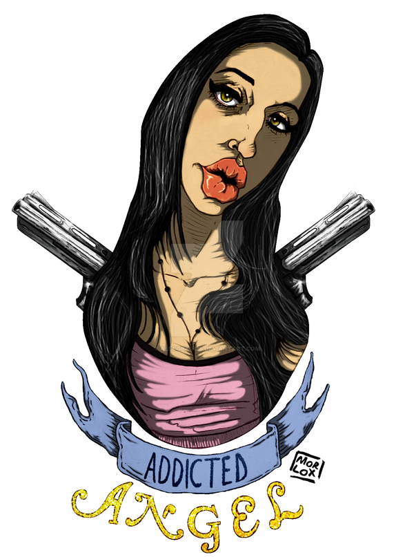 Addicted Angel by Alecobain26