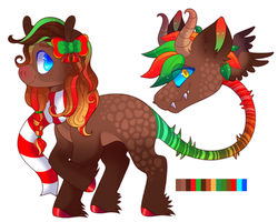 Christmas Primal OTA - CLOSED by Floretle