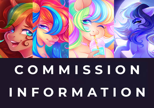 (OPEN) COMMISSION INFORMATION - CUSTOMS/ART