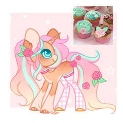 Cupcake Cutie - CLOSED