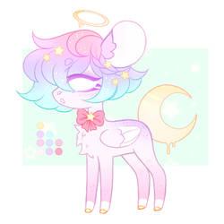 (OPEN) Celestial Angel Adopt