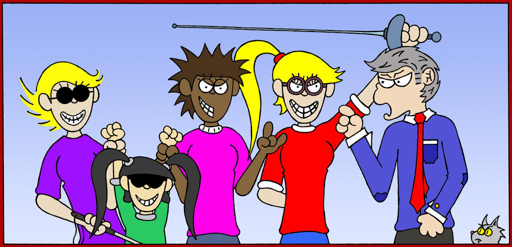 New RussoTrot Sunday Variant Title Frame Art by Russotrot