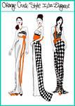 OrangeCrush:Style 1/3:Elegance