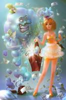 The Magic Box by webang111