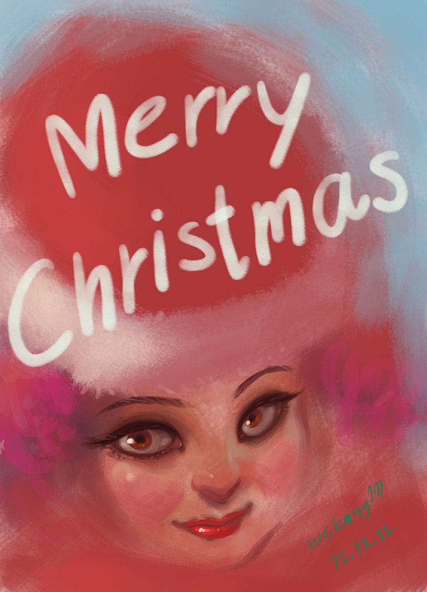 Merry Christmas by webang111