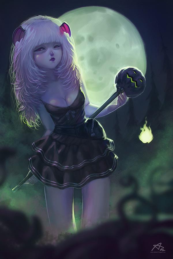 Halloween by webang111