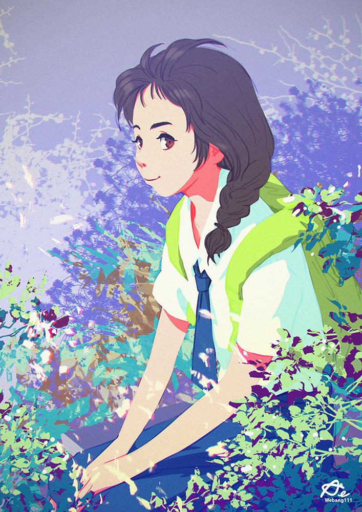 Feeling The Change Seasons by webang111