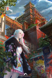 Redwall by webang111