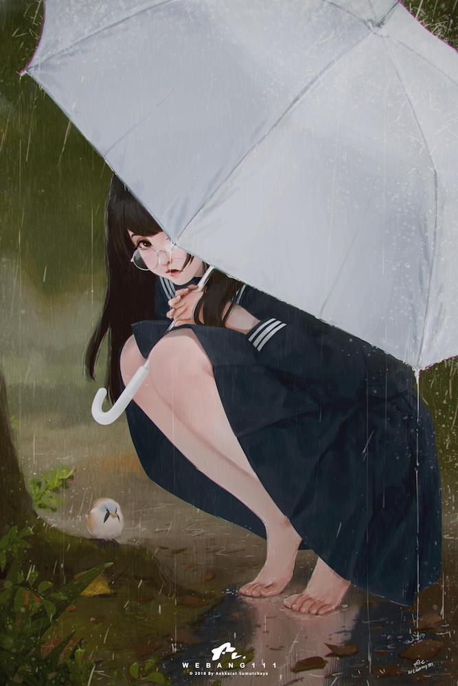 The Rains #1