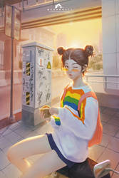 Rainbow #2 by webang111