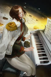 Pianist by webang111