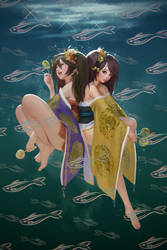 Twin Seals