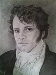 Mr. Darcy by Daftaro