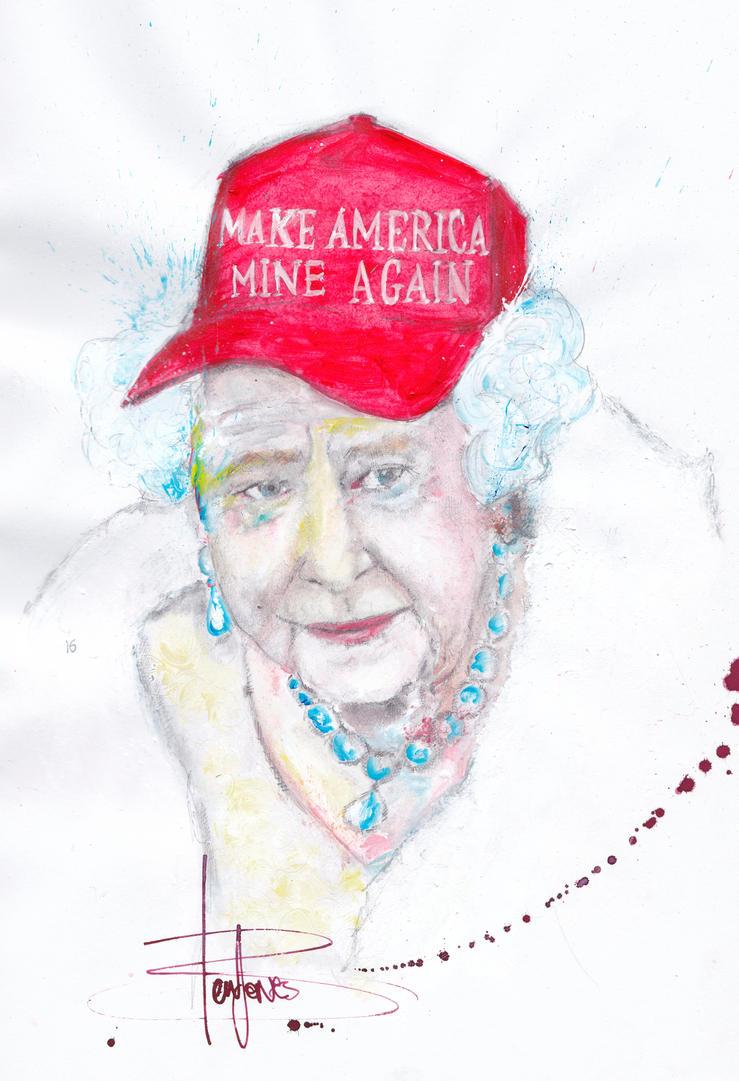 Make America Great Again by Benjones801