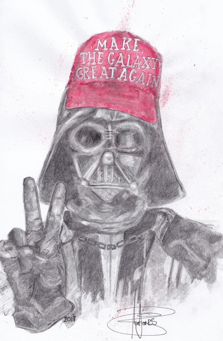 Darth Vader by Benjones801