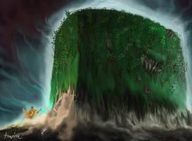 Earth's Protection by Bertuccio
