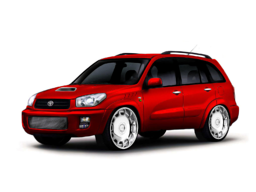 Toyota Rav4 Done Up By Vrz International On Deviantart