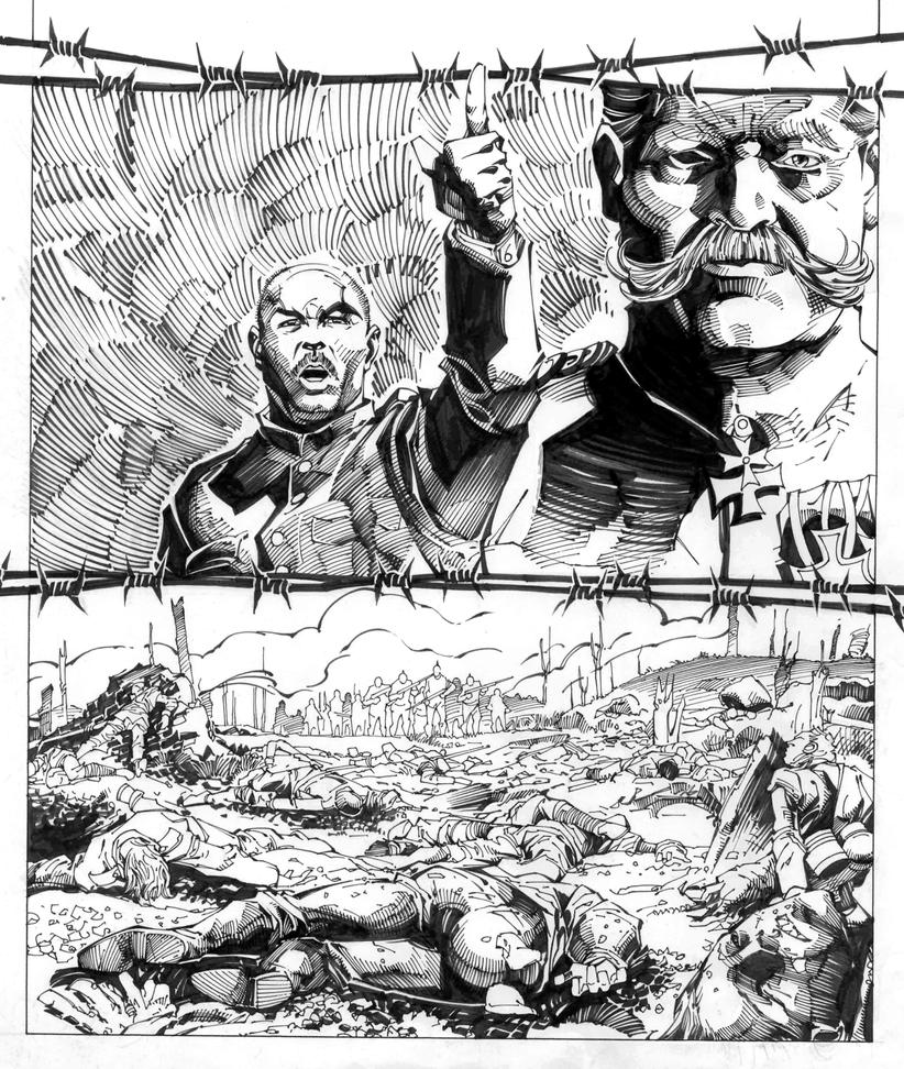 World war one a graphic novel by lalitkr007 on deviantart world war one a graphic novel by lalitkr007 sciox Gallery
