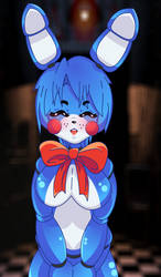 Toy Bonnie   Five nights at Freddys 2 Anime Style