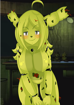 SPRING TRAP  Five Nights at Freddy's 3  Anime