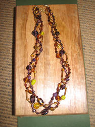Braided Necklace 1